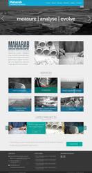 MaharAb website by oreallove
