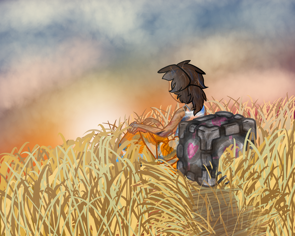 Out in the open by Roseyicywolf