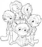 KKM - Chibi group