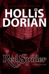 Red Spider Cover Design by hollisdorian