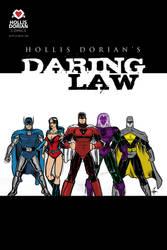 DARING LAW Concept Cover by hollisdorian