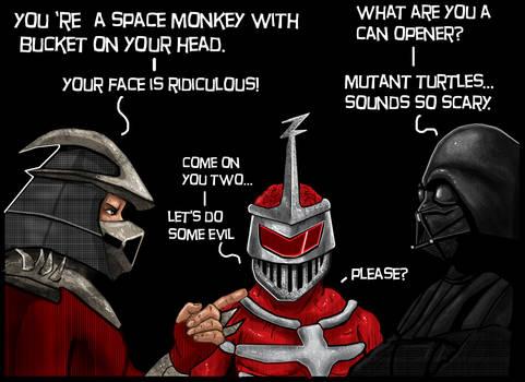 Villains Club 1