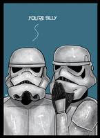 Stormtroopers by HeroforPain