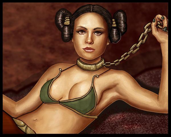 Порно принцэса амидала