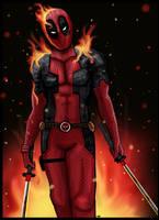 Epic Deadpool by HeroforPain