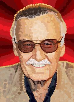 Stan Lee is Dots