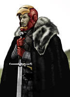 Tony Stark - Game of Thrones by HeroforPain