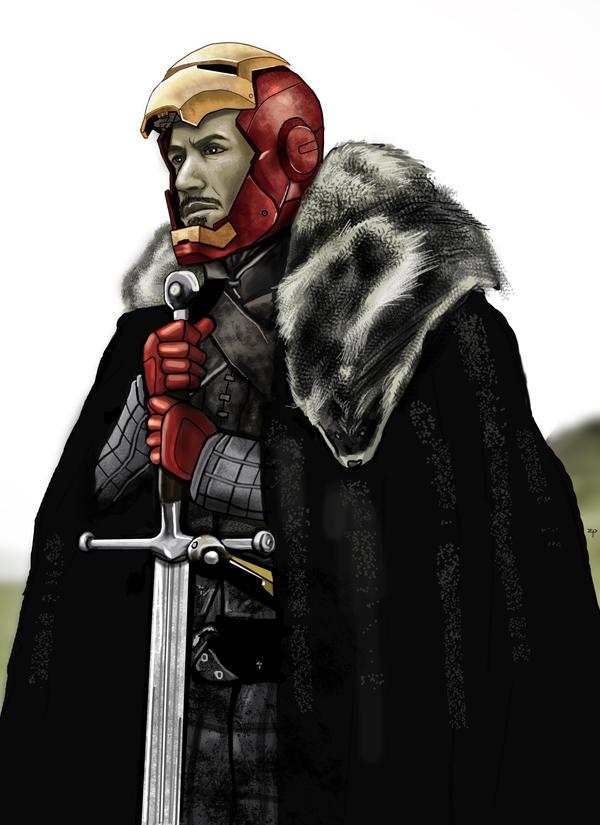 Tony Stark - Game of Thrones