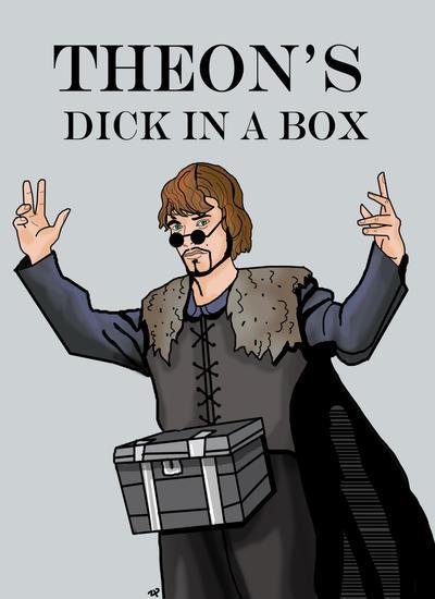 dick in a box unedited version