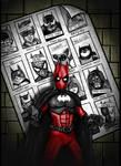Batpool 5 Batmen of Future Past