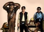 Star Wars - Furred Lines
