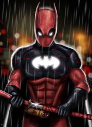 Batpool - Wont Back Down! by HeroforPain