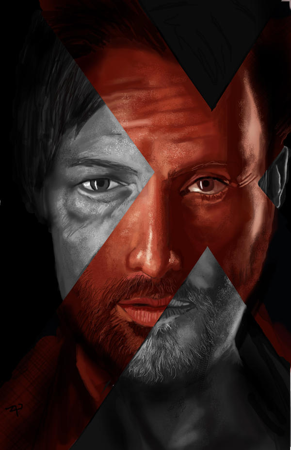 The Walking Dead - Days of Future Past by HeroforPain