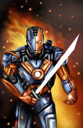 Iron Slade by HeroforPain