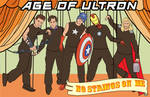 Age of Ultron - No Strings on me