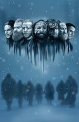 Game of Thrones - Eastwatch by HeroforPain