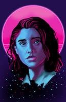 Stranger Things - Nancy by HeroforPain