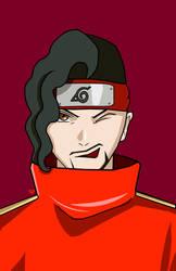 Sasuke  Nakamura by HeroforPain