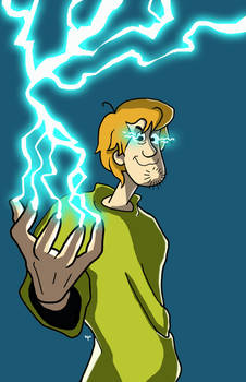 #29 Shaggy by HeroforPain