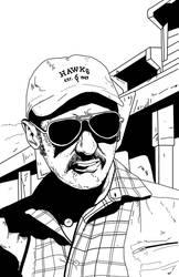 #72 Burt Gummer - Tremors by HeroforPain