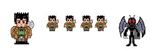 Pixel Set 1 by HeroforPain