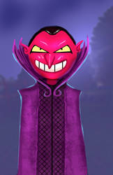 Devil Guy by HeroforPain