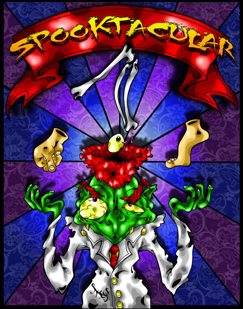 Spooktacular by Meeq