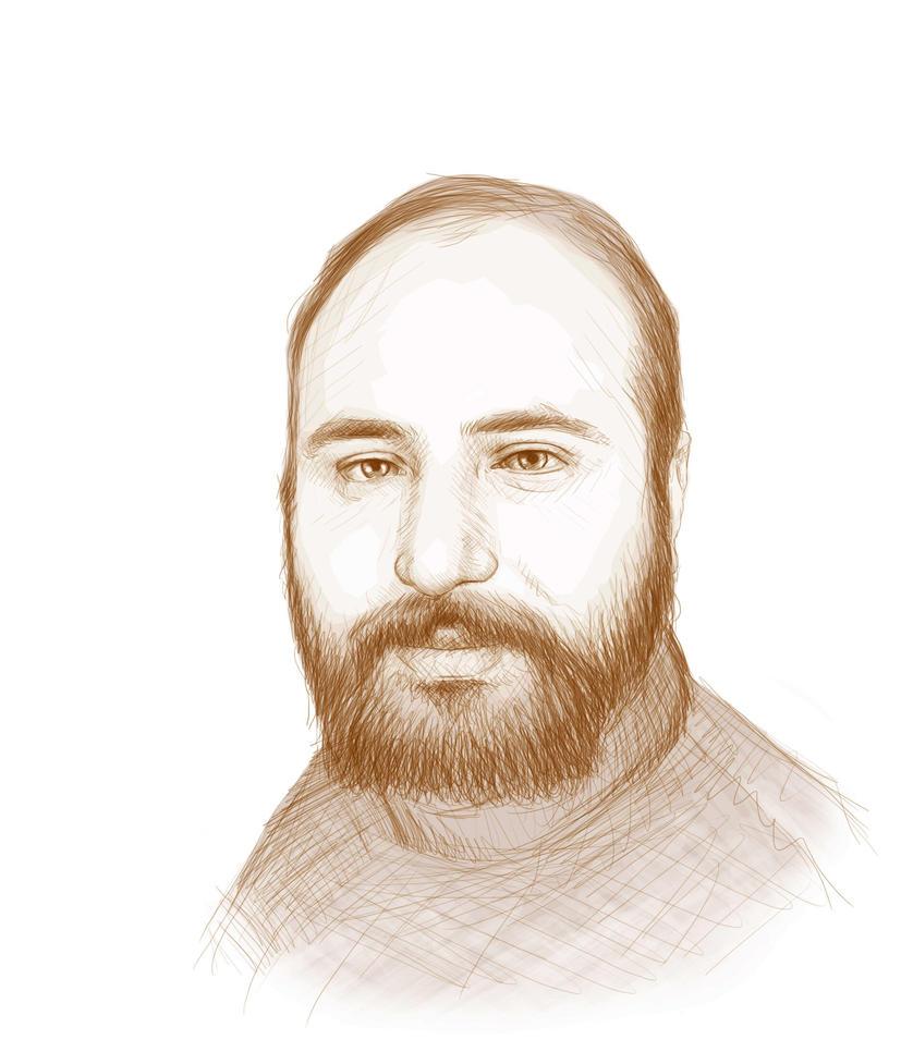 portrait by sooshiyans