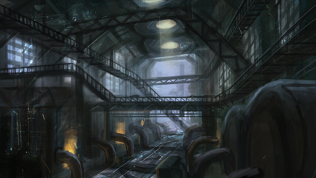 Boiler Room by e-mendoza