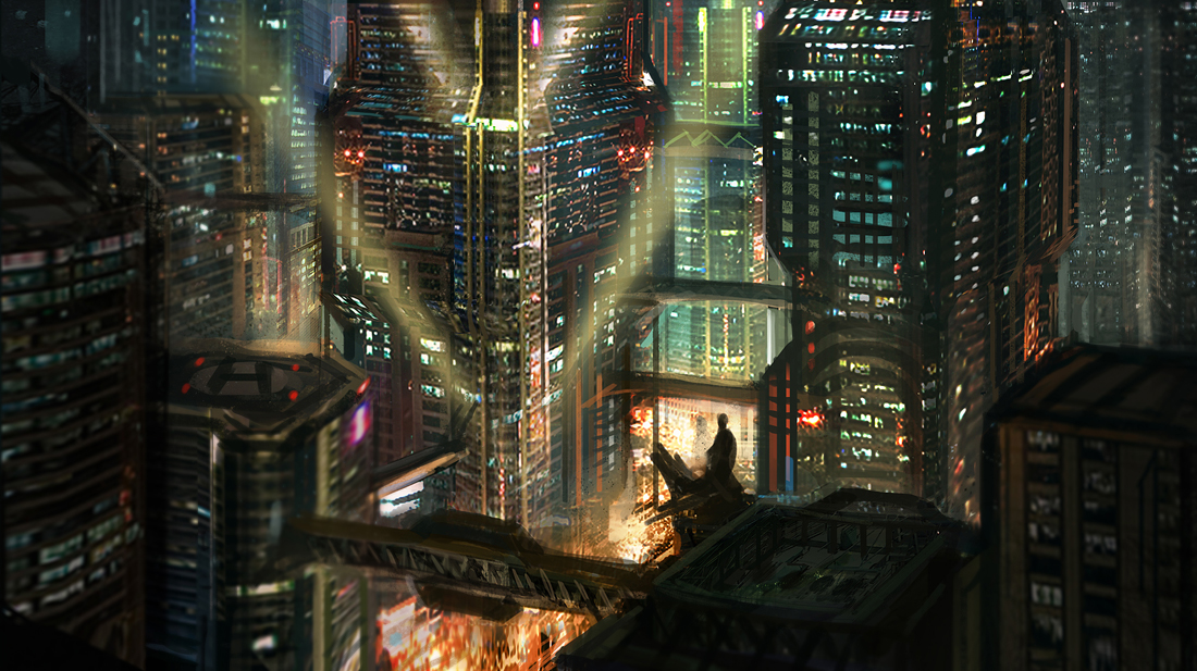 Metro Pt. II by eddie-mendoza