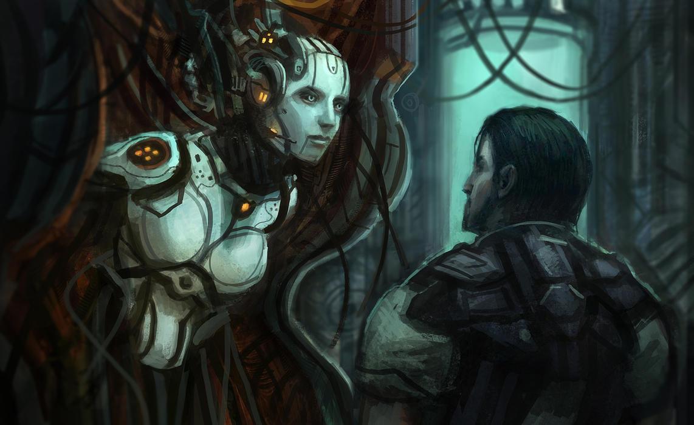 Adjutant Agitation by e-mendoza