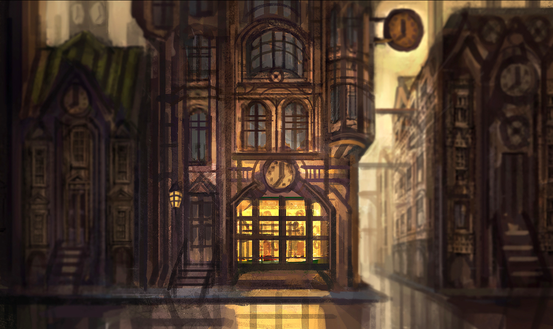 Infernal Devices-Clock Shop by eddie-mendoza