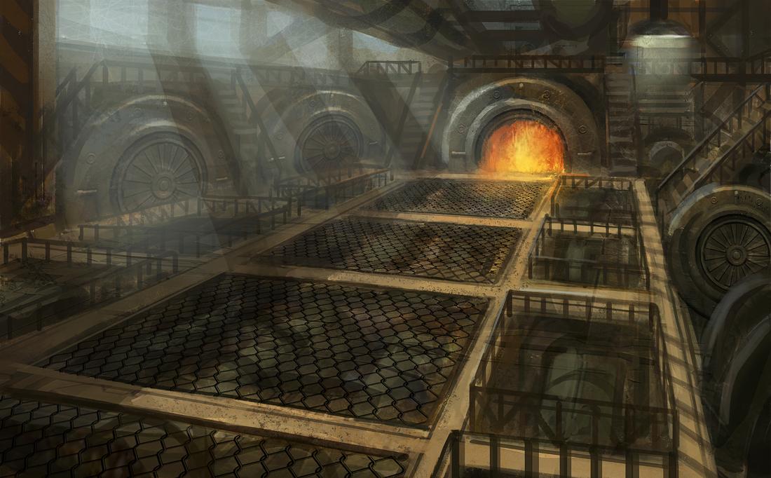 The Furnace Lab by e-mendoza