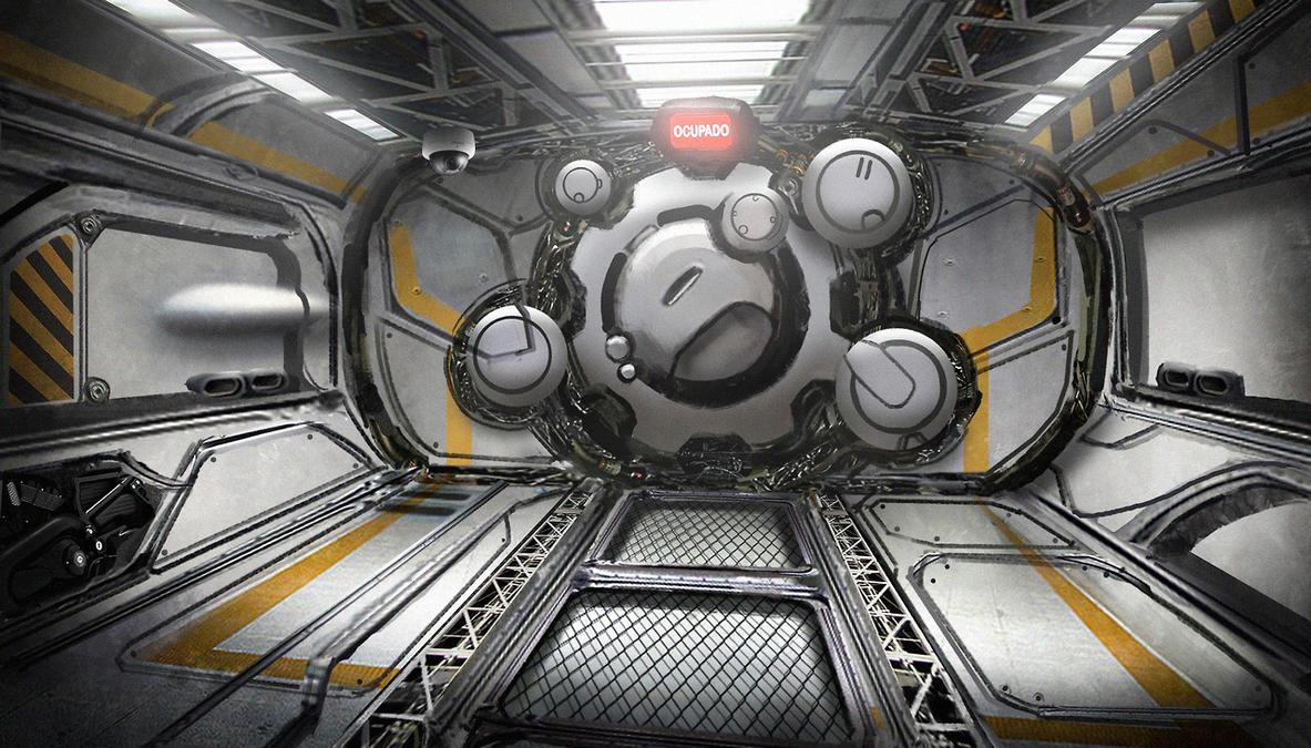 Sci-Fi Vault by e-mendoza