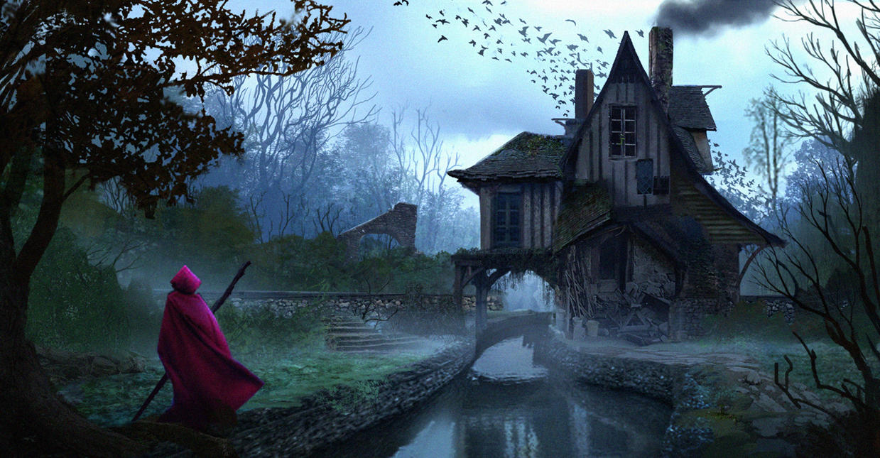 ... The Witch S House By E Mendoza D88b881 Feedyeti.com ...