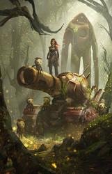 VR Game Poster Image by eddie-mendoza