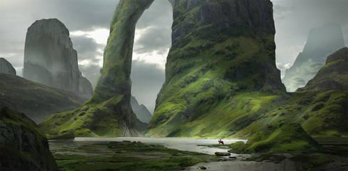 The Highlands by eddie-mendoza