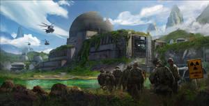 Abandoned Uranium Facility
