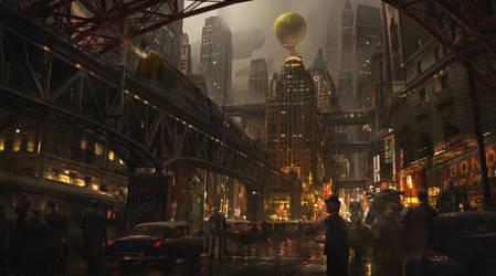 Atlas Plaza by eddie-mendoza