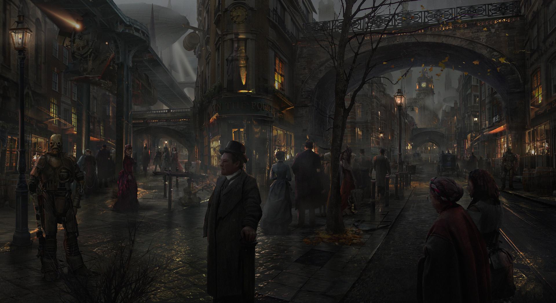 Steam City