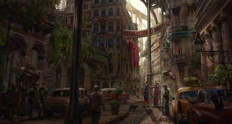 La Capital by eddie-mendoza