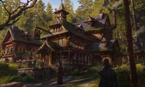 The Witch's Inn