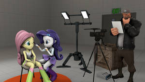 [SFM] EqG: Set up for video by FD-Daylight