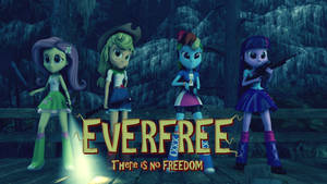 [SFM] Left 4 Dead EqG: EVERFREE FOREST