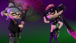 [SFM Splatoon 2] - Callie and Marie