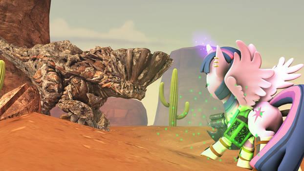 [SFM Ponies] Monster Hunter: Pony World