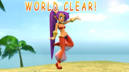 [SFM] Shantae - World Clear! by FD-Daylight
