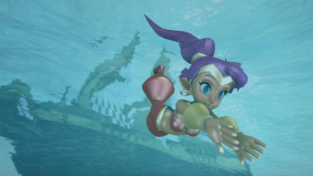 [SFM] Shantae - Going Under