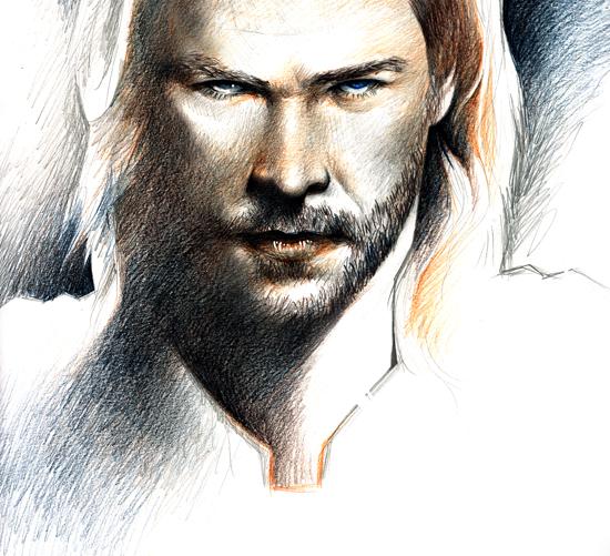 Thor by leinef