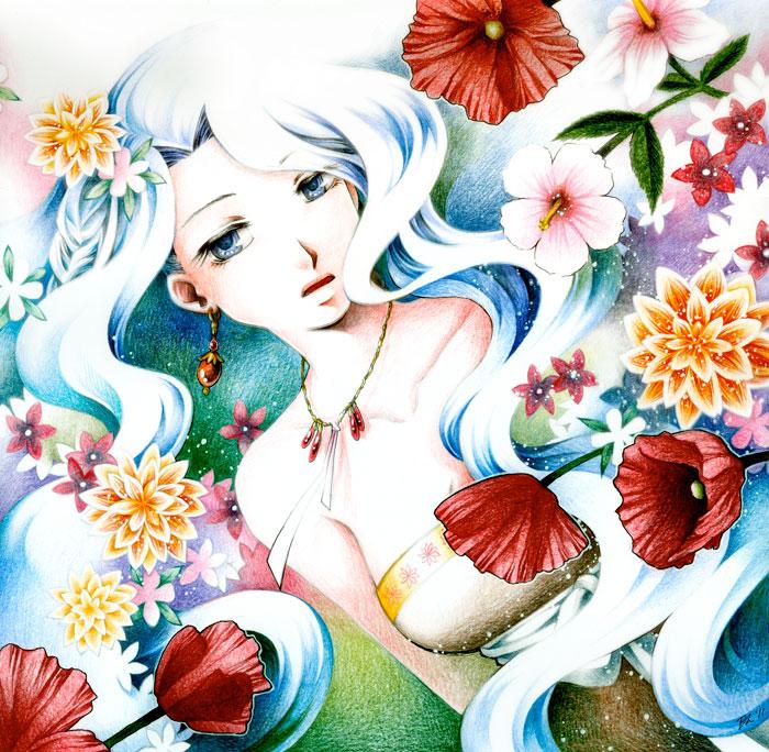 A Flower Bouquet by leinef